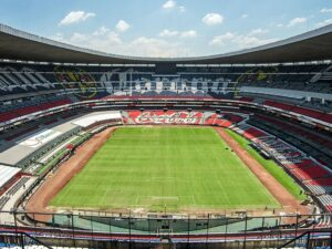 Azteca Stadium upgrade June 2020
