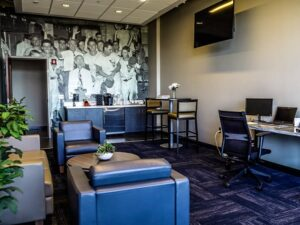 US baseball stadium in Nashville renting out suits
