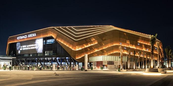Etihad Arena - topic visual 2021