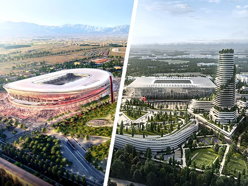 Milan stadium update Jan 2021