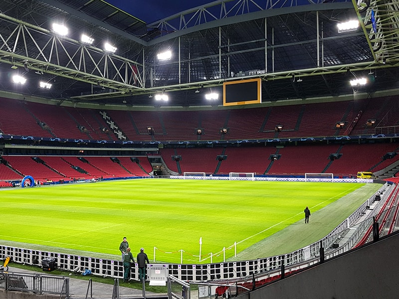 Ajax to take over Johan Cruijff Arena