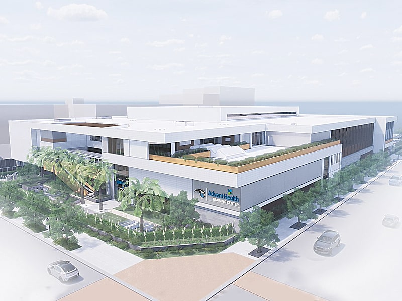 Orlando Magic breaks ground on training center