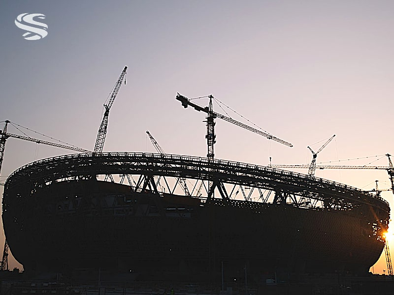 Qatar Lusail Stadium coming to live