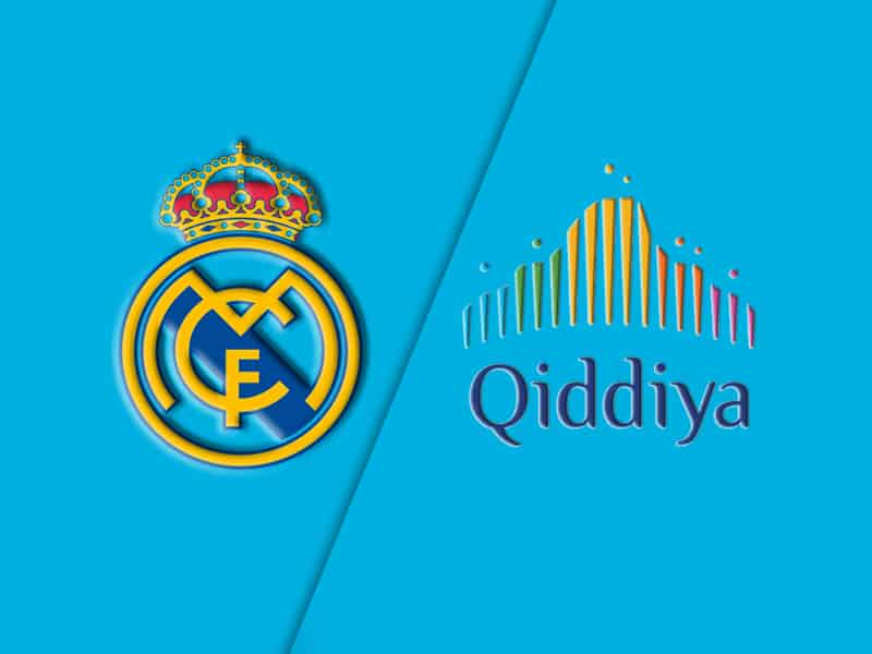 Qiddiya and Real Madrid Partnership