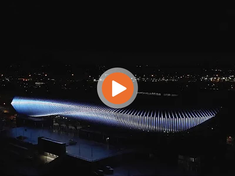 Cincinnati FC stadium lighting up ahead of opening