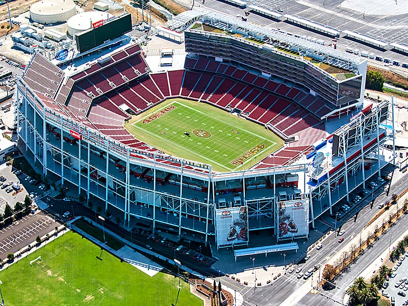 Levi's Stadium would like to host FIFA WC 2026