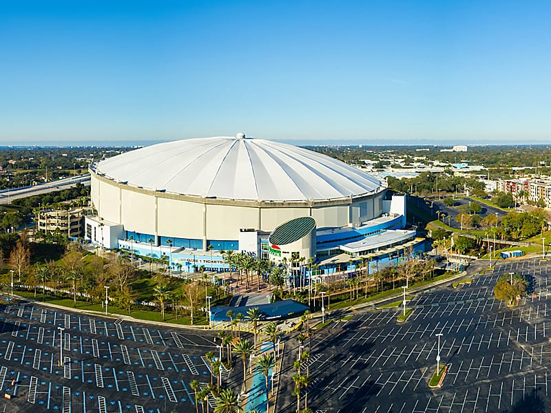 Tropicana Field update March 2021