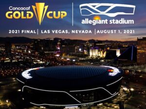 Allegiant Stadium to host 2021 Concacaf final