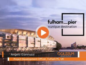 Angelo Giannuzzi on Coliseum EUROPE