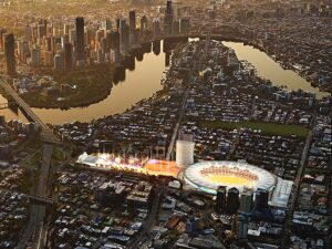 Australia Brisbane The Gabba will be home of 2032 Olympics