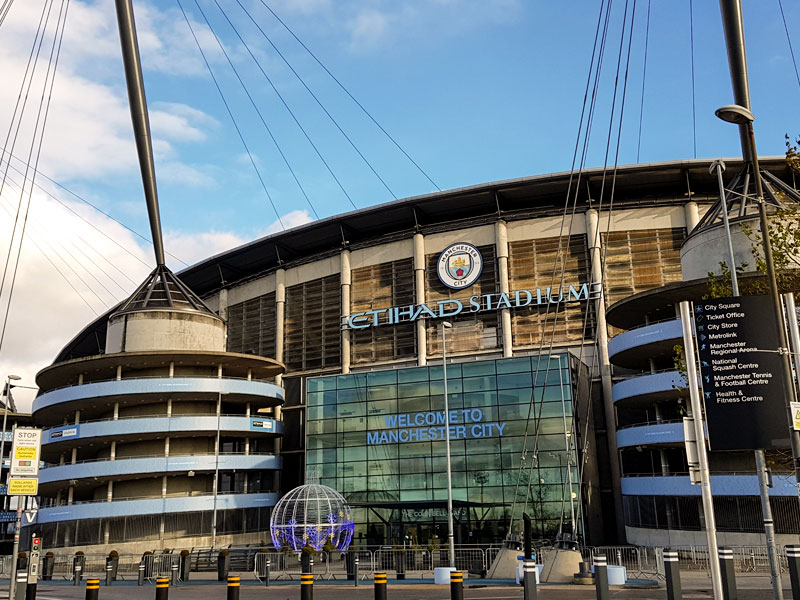 Manchester City will host job fair at Etihad