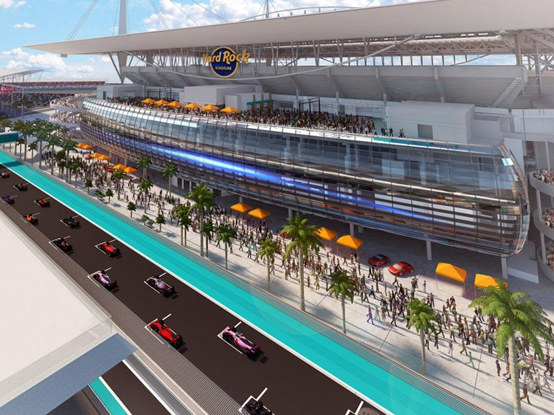 Miami will join F1 calendar in 2022 with new track