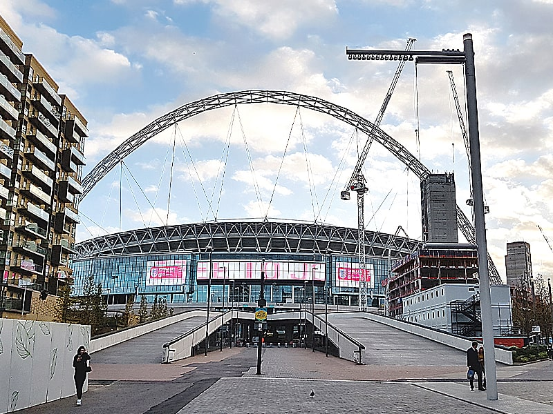 More events for Wembley Stadium