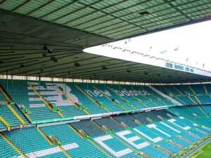 Scottish fans might be back into stadiums