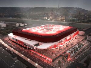 Standard Liege stadium gets final approval