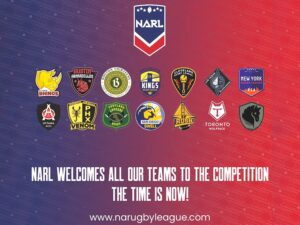 US North American Rugby League launched
