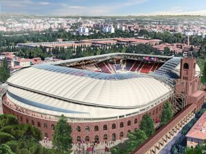 Bologna stadium update May 2021