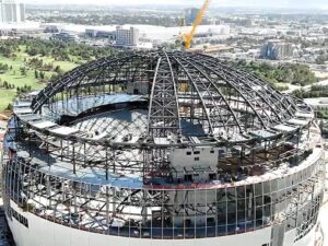 MSG Sphere Las Vegas rising costs