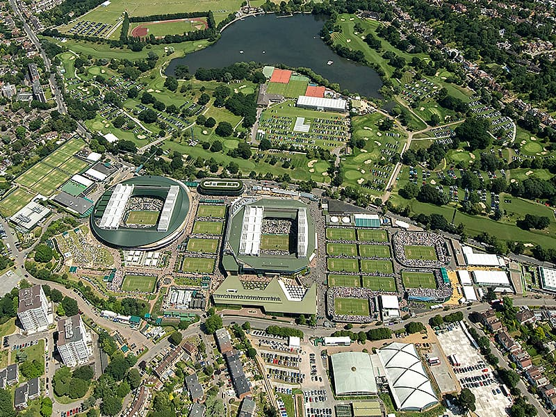 Wimbledon planning with 25% capacity for 2021