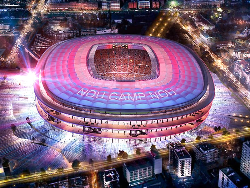 Rising costs for Camp Nou project